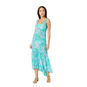 Lilly Pulitzer Camellia cover-up dress
